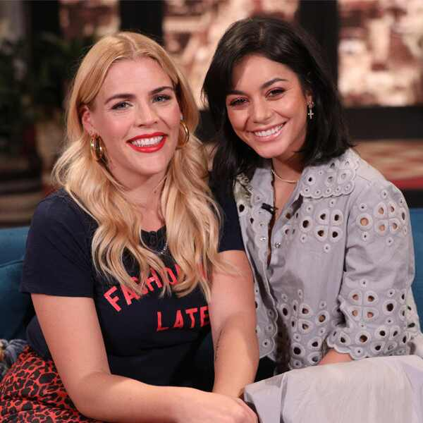 Busy Tonight, Busy Philipps, Vanessa Hudgens